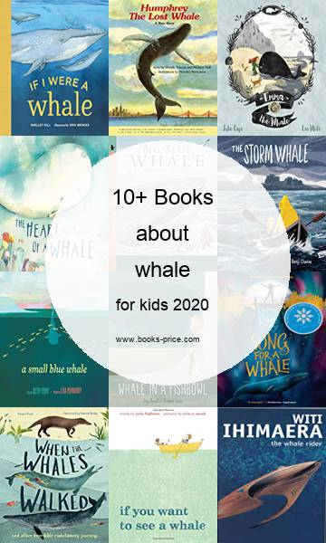10 whale books for kids 2020