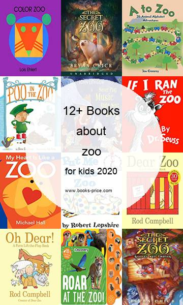 13 zoo books for kids 2020